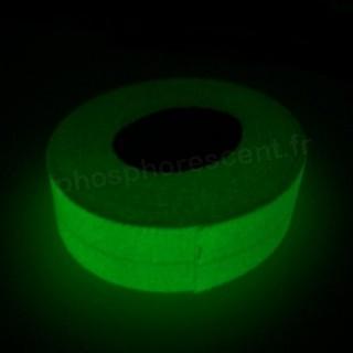 Photolumineszierendes rutschfestes Band