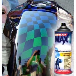 Automobile Motorrad Klarlack in Spray