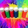 Fluoreszierender Acryllack