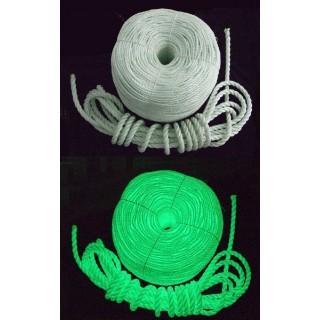 phosphoreszierende Seil