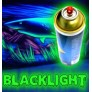 BLACKLIGHT LACK IN SPRAY