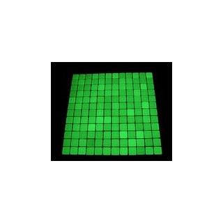 Phosphoreszierende Mosaikfussböden